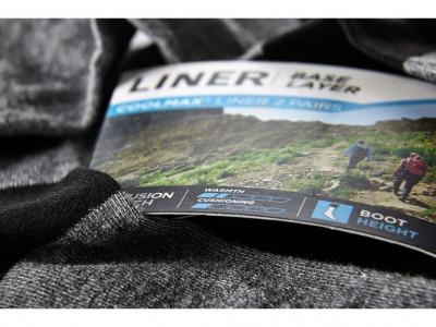 Liner Coolmax Liner Boot x2